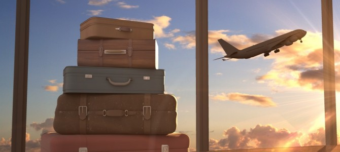 Cinco tips para viajar en avión