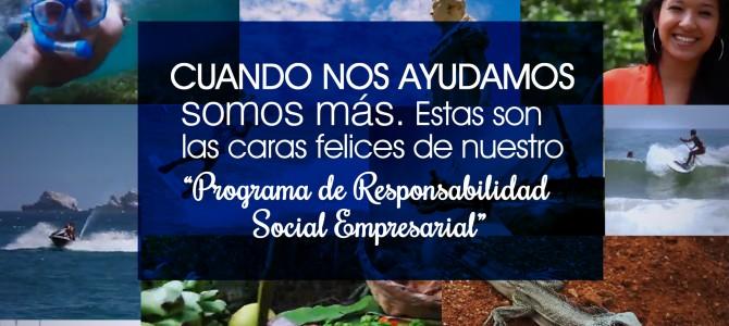 Programas de RSE: compromiso con la isla